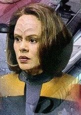 The Beautiful Roxann Dawson As B Elanna Torres If Half Klingon Human Hybrids Really Existed I D Date Her In A Heartbeat