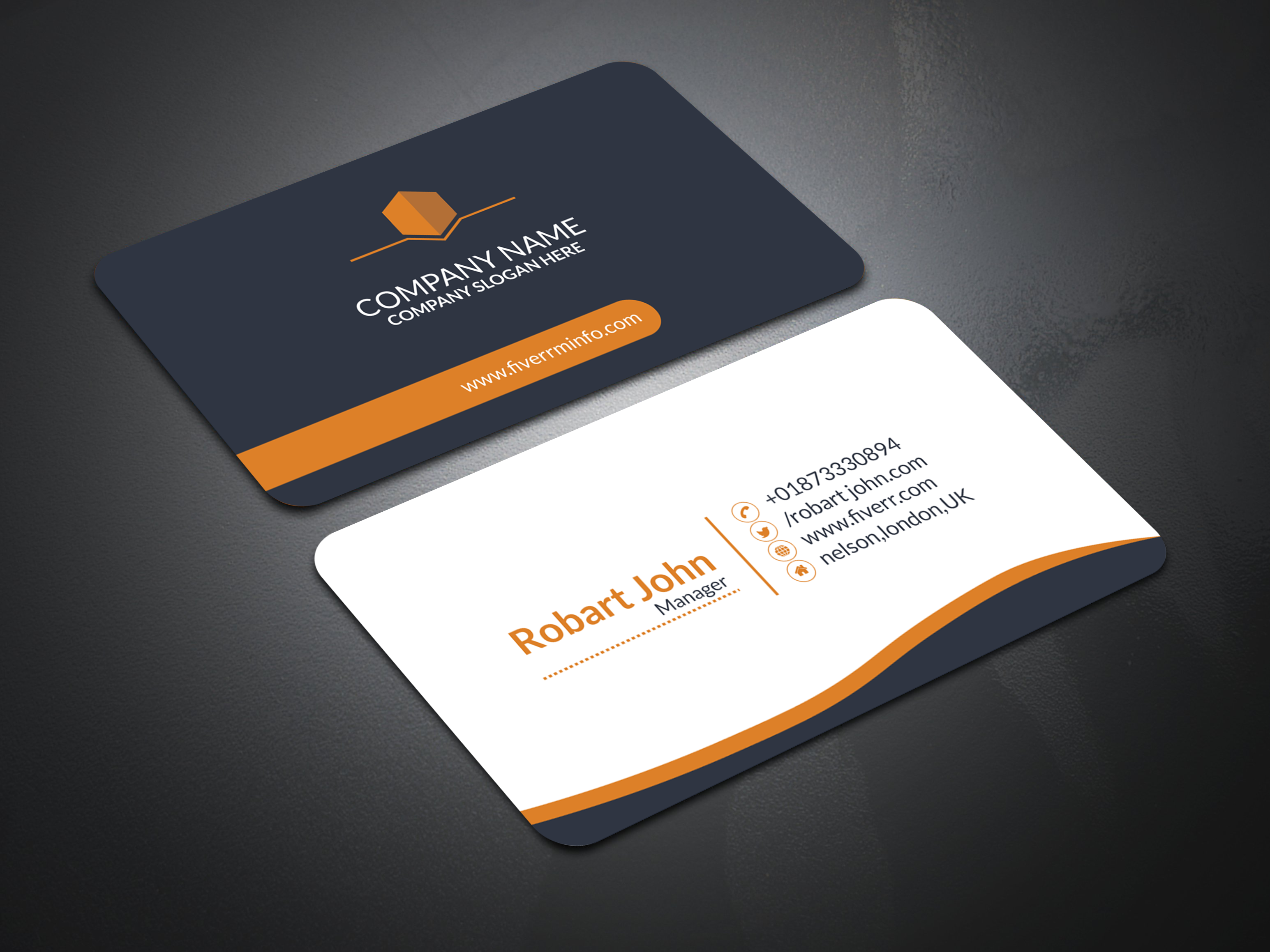 Muksadul Momin I Will Design Professional Minimalist And Luxury Business Card For 5 On Fiverr Com Luxury Business Cards Minimalist Business Cards Modern Business Cards