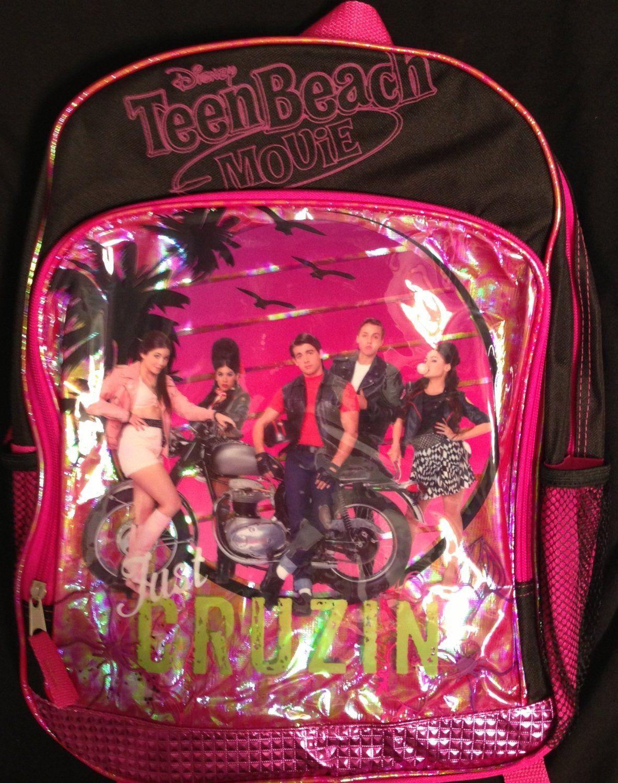 Teen Beach Movie Backpack | Back To School Backpacks | Pinterest ...