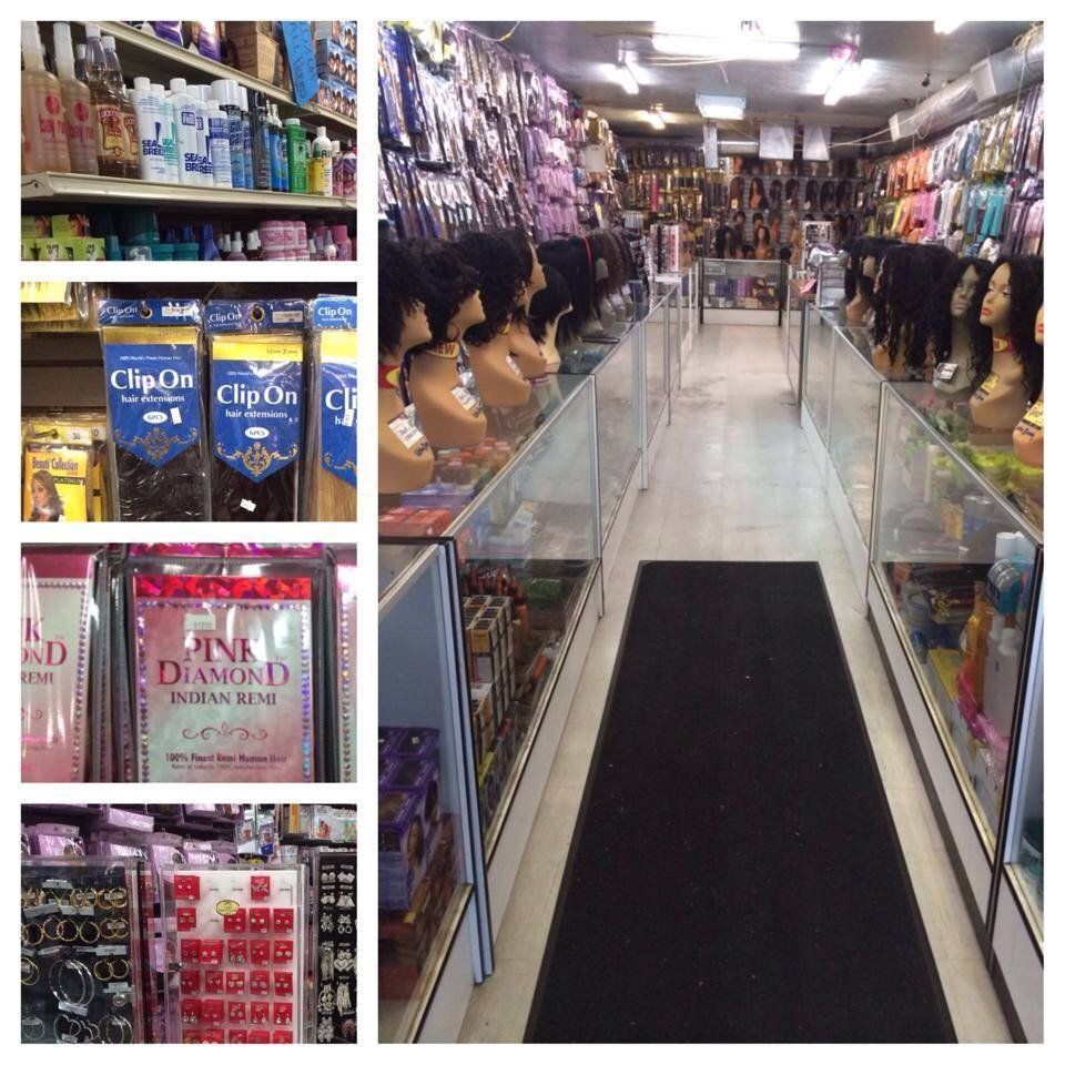 Ricky S Nyc Beauty Supply Store That Is Very Close To Our