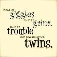 Irish Twins Quotes Birthday Sayings