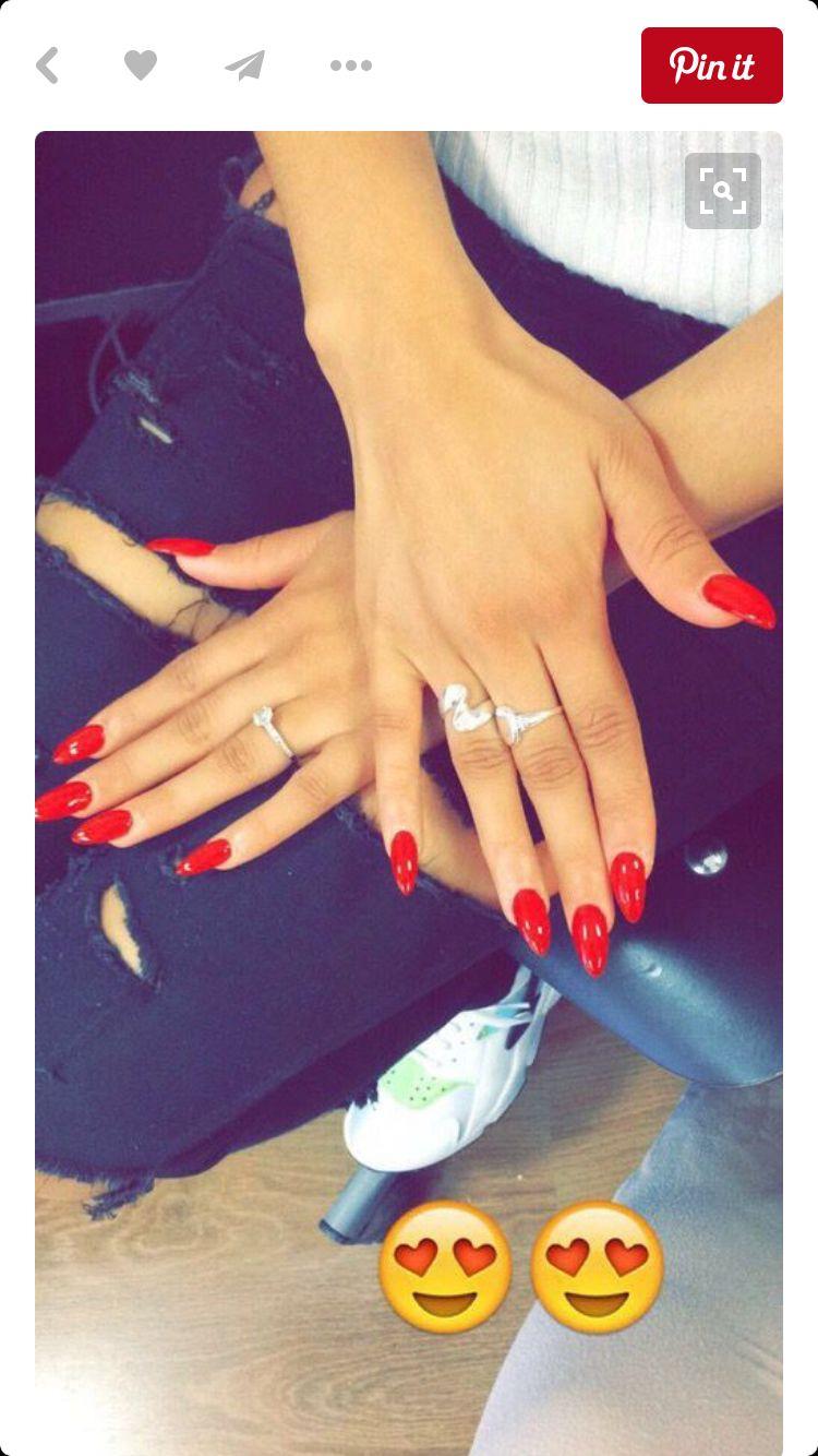 Abeeralroumi | Nails | Pinterest | Nail inspo, Nail nail and Formal ...