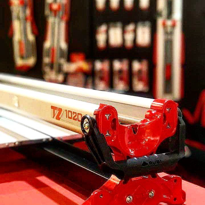 It Was Love At First Sight Tz Redpower Tilecutter Tile
