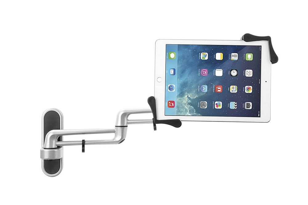 360 Cta Digital Tablet Stand Wall Mount Sleek Metal Apple Ipad Pro 12 9 Inch 656777014995 Ebay Tablet Wall Mount Digital Pad Tablet