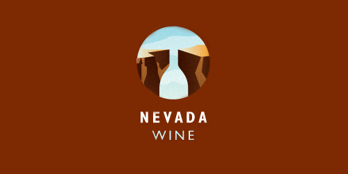 Nevada Wine - Logo