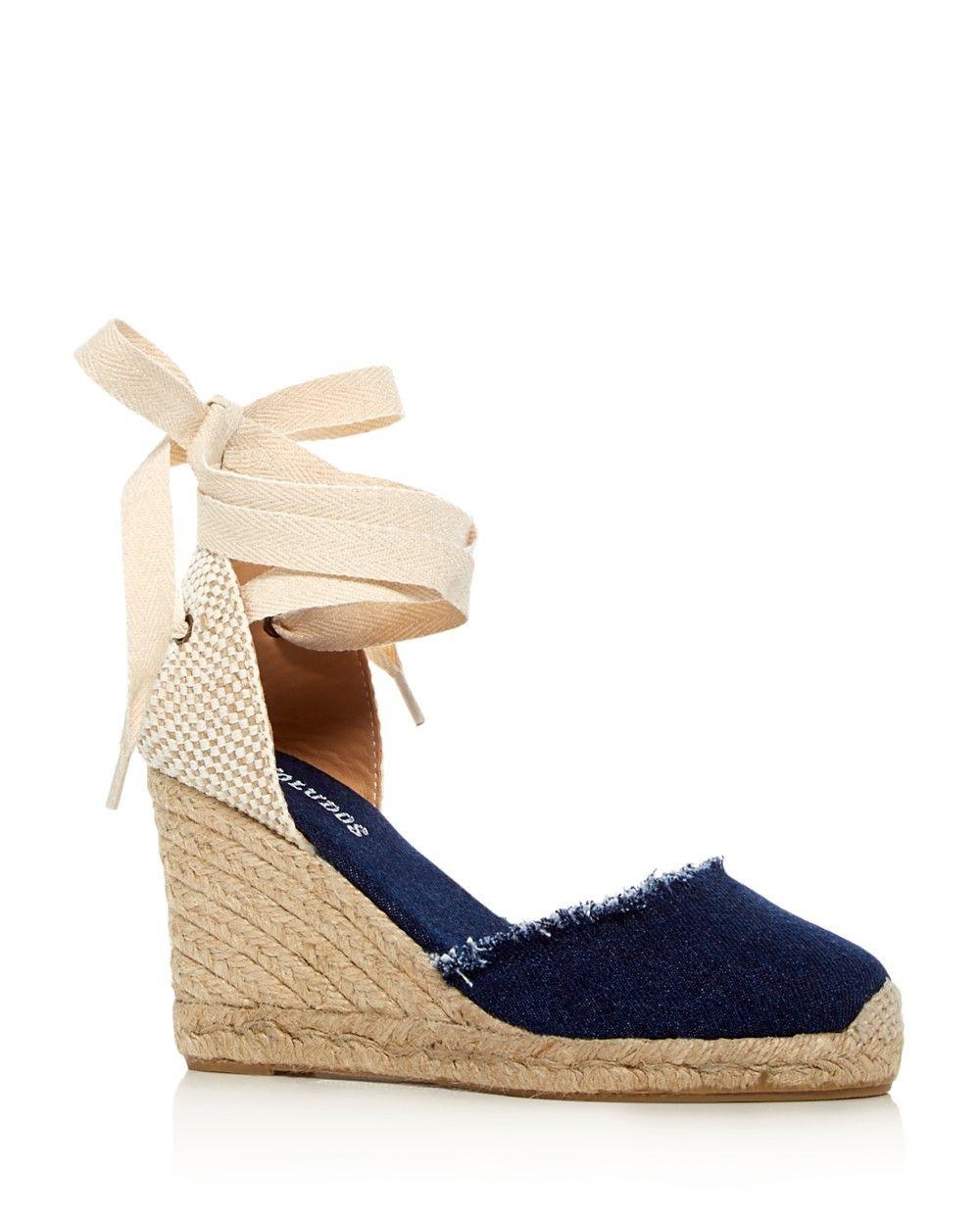 SOLUDOS. Sandals OnlineDark DenimWedge ...