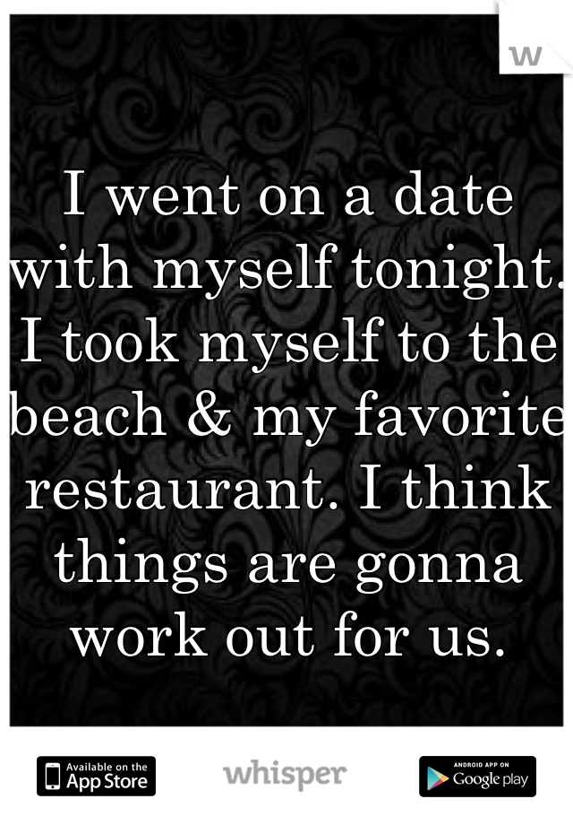 dating myself funny quotes