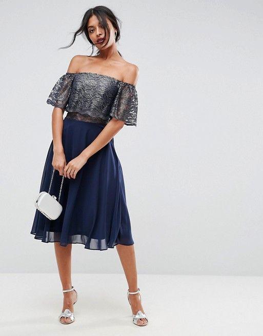 Discover Fashion Online | Modestil, Kleid hochzeitsgast ...