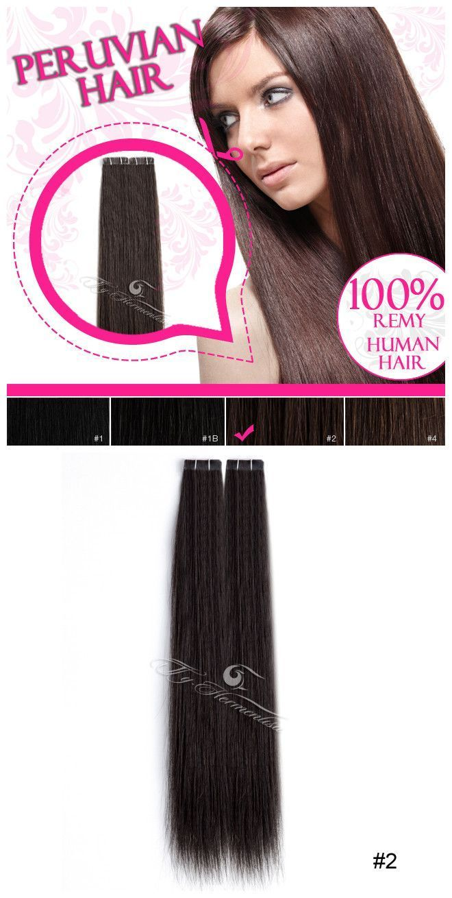 Hair extensions for young tyhermenlisa tape in remy human