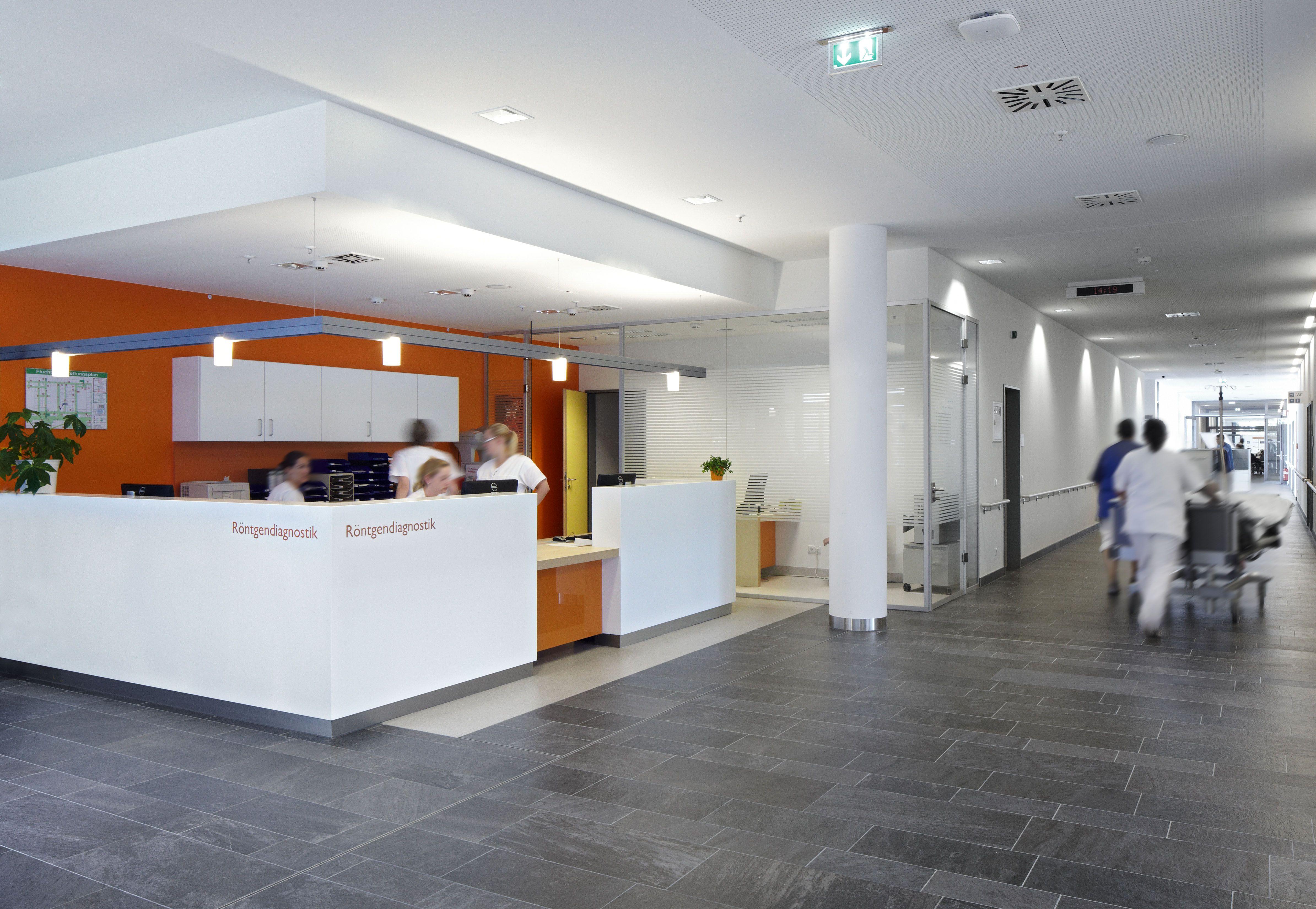 Stützpunkt im Schwarzwald-Baar Klinikum in Villingen-Schwenningen ...