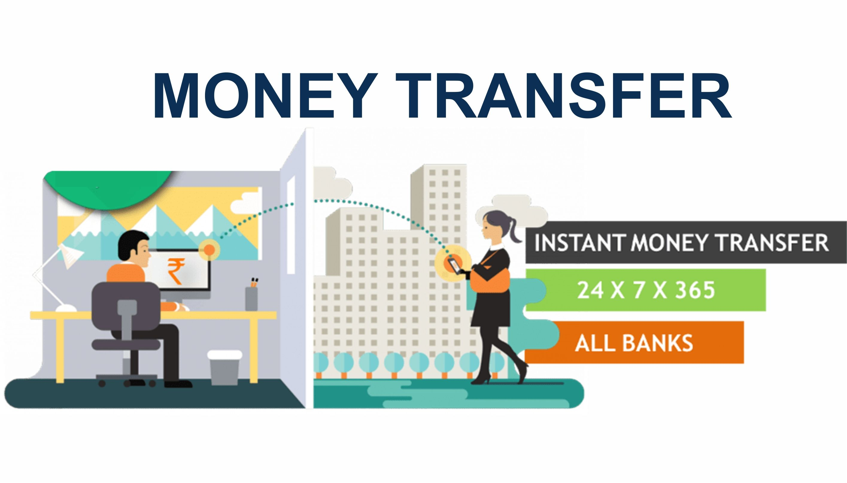 Instant Money Transfer to All Banks can be done with Lepay
