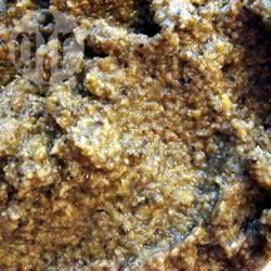 Mezcla de tres aceitunas para untar