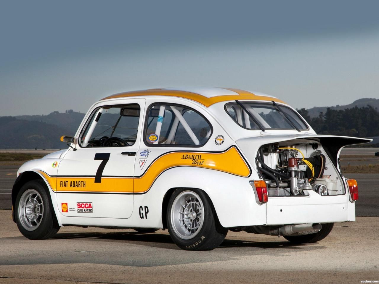 Abarth 500 One Of The Silliest Little Fiats Ever But Would