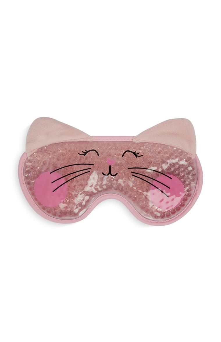 Justice Girl/'s Glitter Gel Eye Mask New in Package