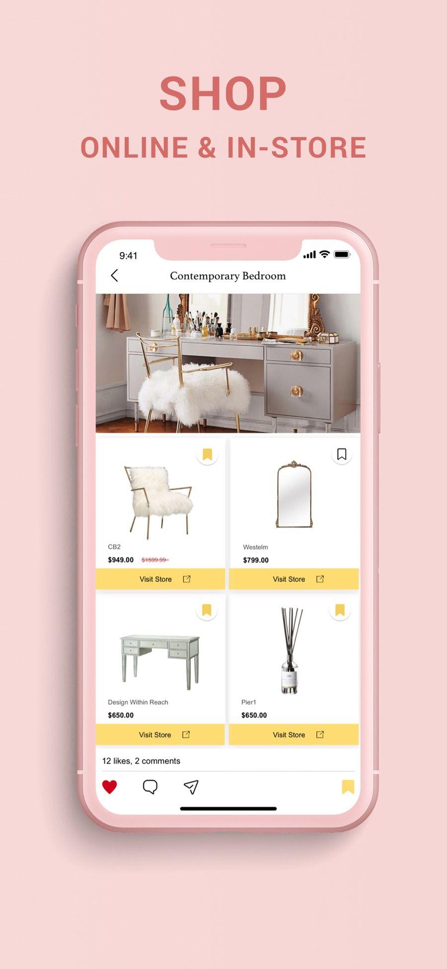 Decor Matters Design & Shop on the App Store Shop design