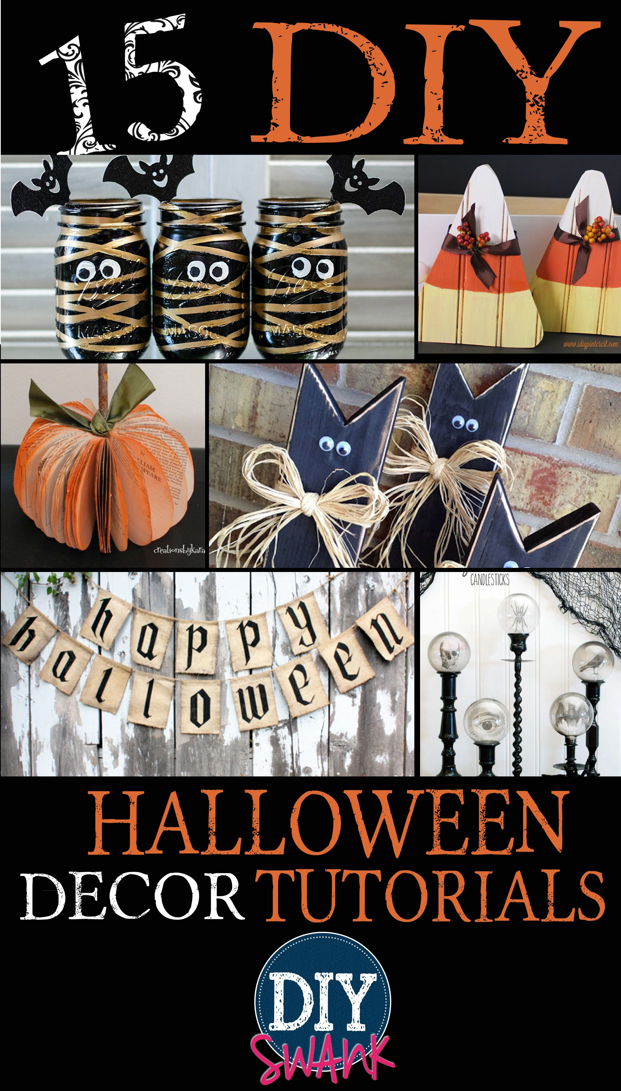 Last minute diy wedding decorations  Find and save diy halloween decorations picture Resolution