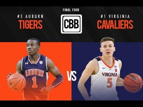 Auburn Vs Virginia Live Stream Ncaa Final Four 2019