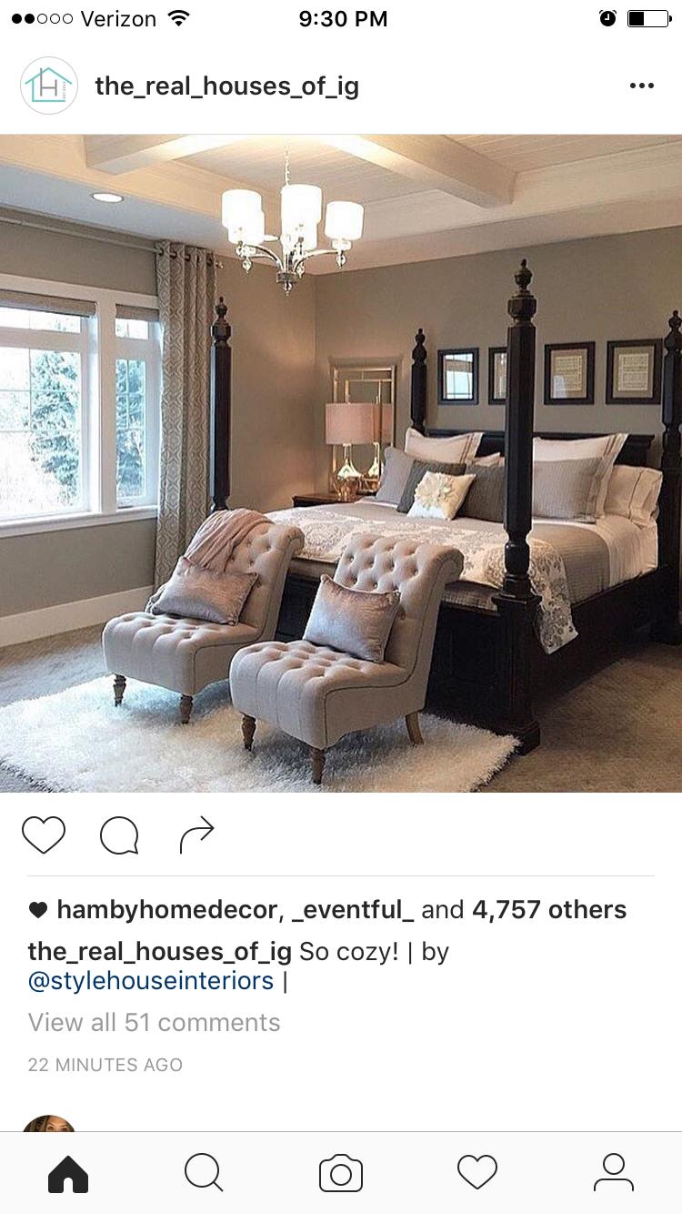 sherwin williams mindful gray master wood bedroom furniture rh pinterest com
