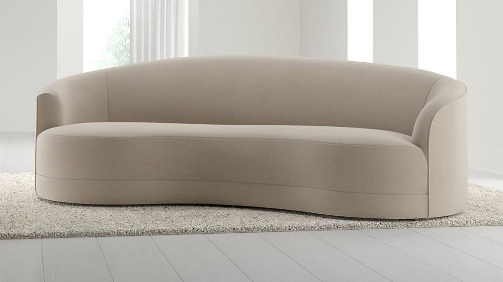 Infiniti Grande Curve Back Sofa