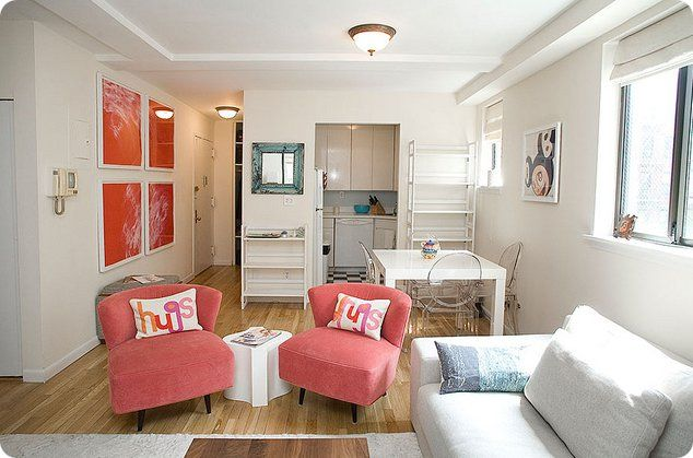 Loving Living Small Small Space Tips White And Acrylic
