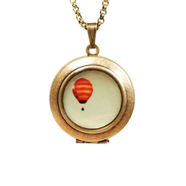 Dream of Flying Locket Necklace
