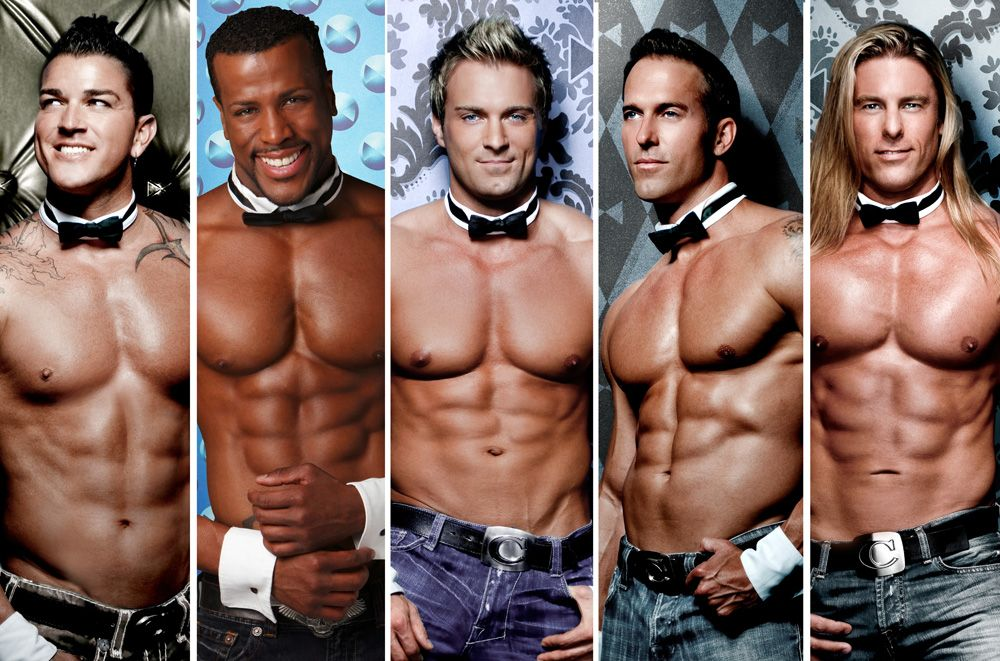 Nude chippendales calendar will know