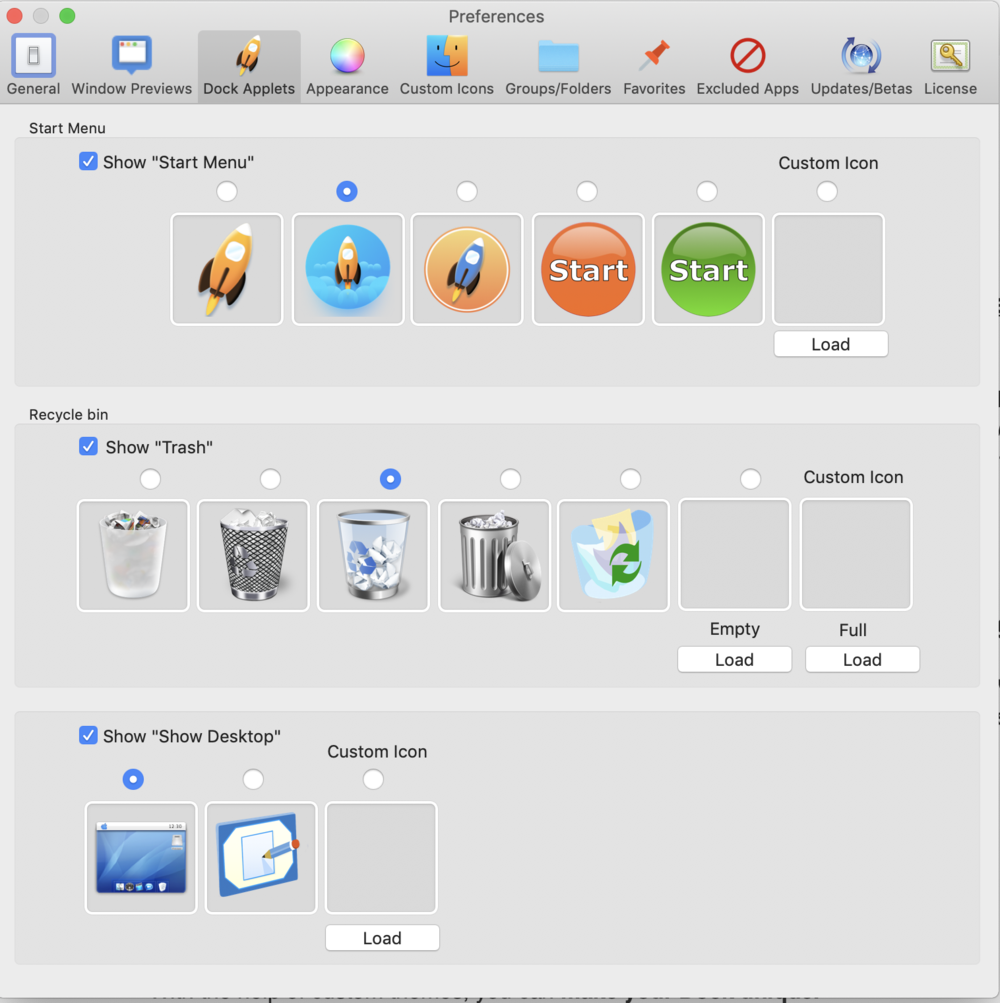 Replace The Mac S Default Dock With Activedock Mac Mac S Apple