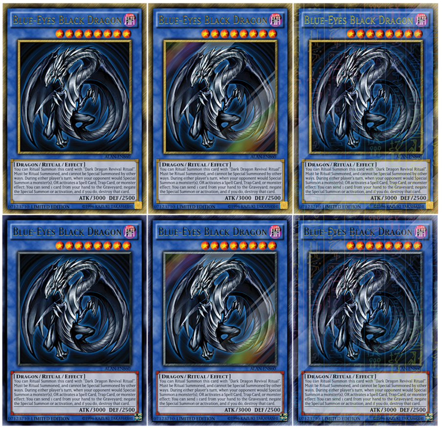 blue eyes black dragon by alanmac95 on deviantart yu gi oh