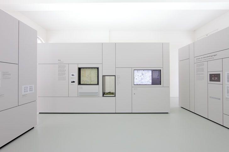 gedenkhalle oberhausen | gedenkhalle | exhibition | pinterest, Innenarchitektur ideen