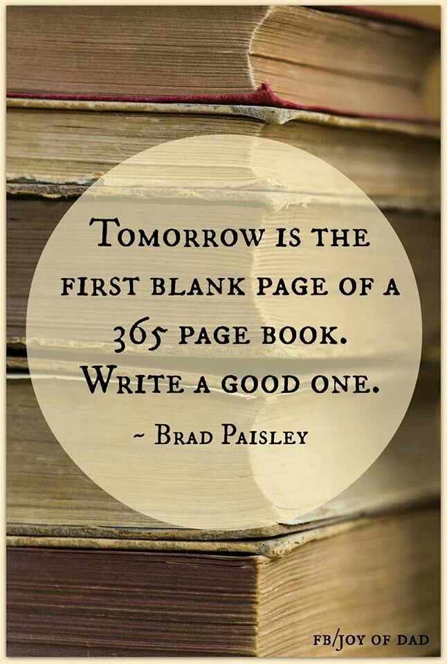 better yetlet jesus be the writer of your new book he is pretty amazing new year quote