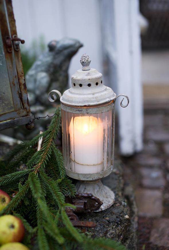 Jul i det svenske orangeri   ISABELLAS