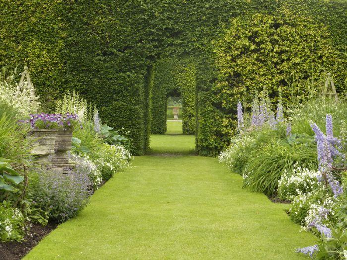 jardines hermosos imagenes - Buscar con Google jardines y flores