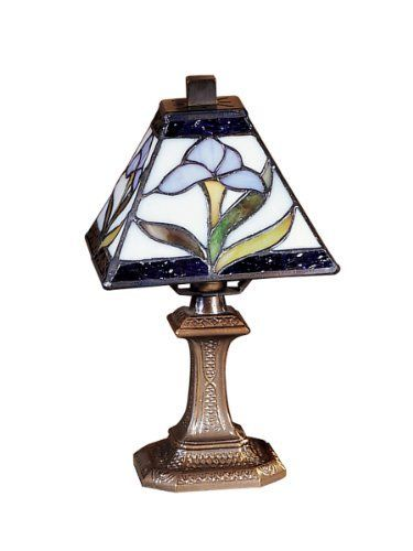 Dale Tiffany Ta100353 Irene Mini Accent Lamp Antique Brass And Art Glass Shade By Dale Tiffany Lamps 77 99 From The Manuf Mini Accent Lamps Table Lamp Lamp