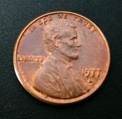 FREE SHIPPING Beautiful Red BU 2011 D Lincoln Cent