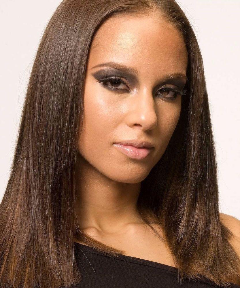 Icona Lashes Premium Quality False Eyelashes Alicia Keys