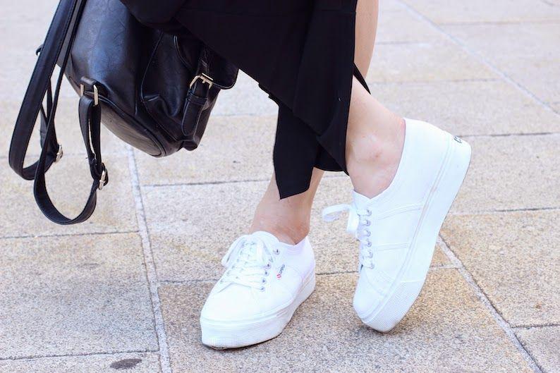 2bcff49c3e13 Fashiontweed  Superga Platform Sneakers