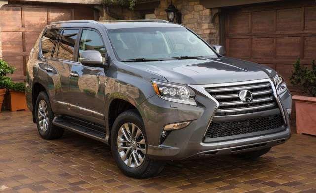 2017 Lexus Gx 460 Review Interior 2018 Suv