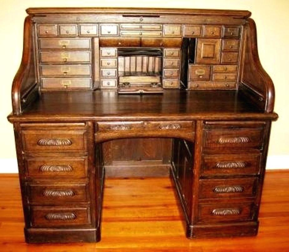 How To Build A Roll Top Desk In 2020 Roll Top Desk Desk Antique Oak Furniture