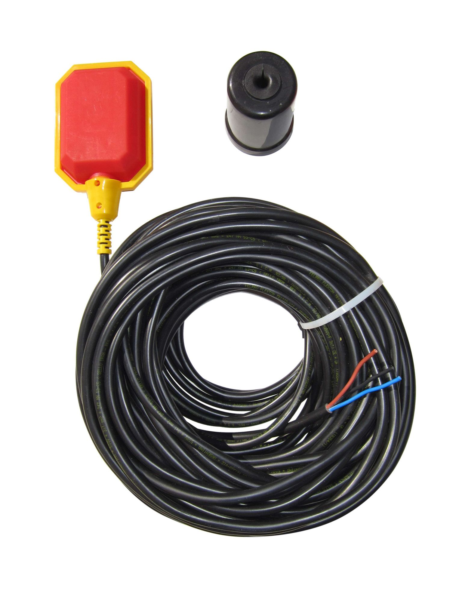 2359 Wire Lead Float Switches for Sump Pumps, Septic Tanks, Water ...