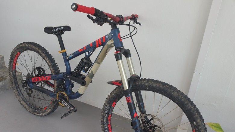 mtb cyklar test