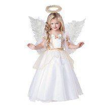 Resultado De Imagen Para Disfraz De Angel Para Nina Disfraz Angel Niña Disfraz De Angelito Disfraz De ángel