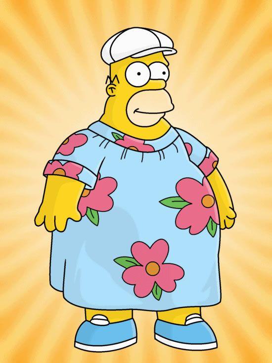 simpson pierde in greutate)