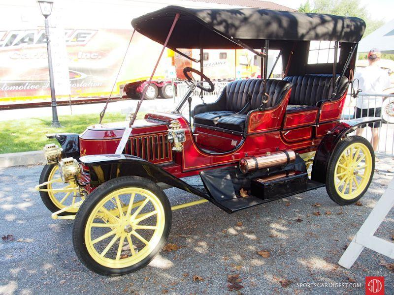 1911 Stanley Model 63 Toy Tonneau | Autos 1890 to 1919 | Pinterest ...