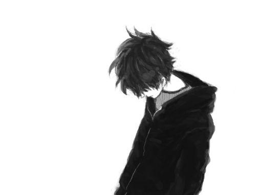 I Love The Fluffy Hair Anime Boy Dark Anime Manga Boy
