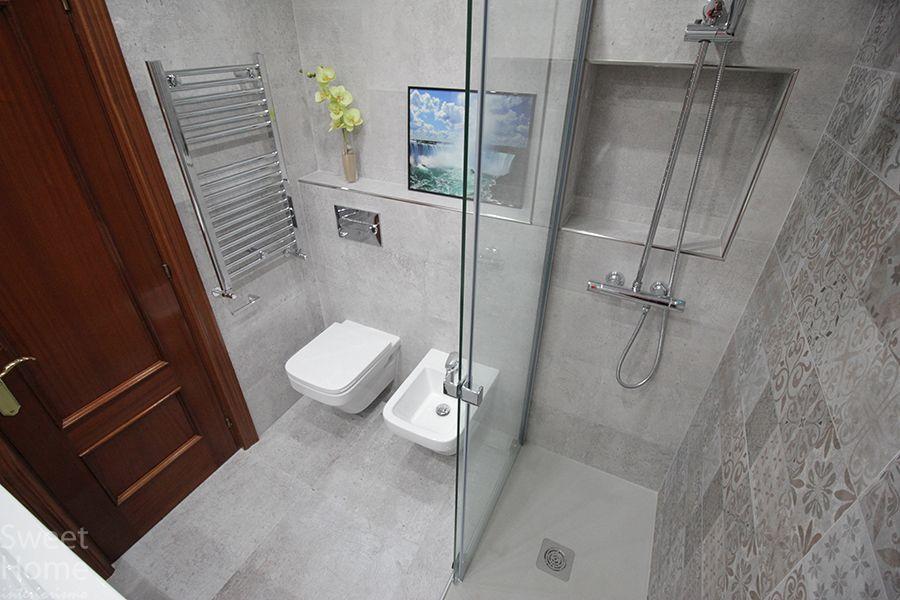 BAÑO | Baldosas hidraulicas - Sweet Home Interiorismo