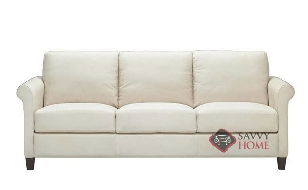 Hampton Ivory Leather 3 2 Seater Chesterfield Sofa Set Cream