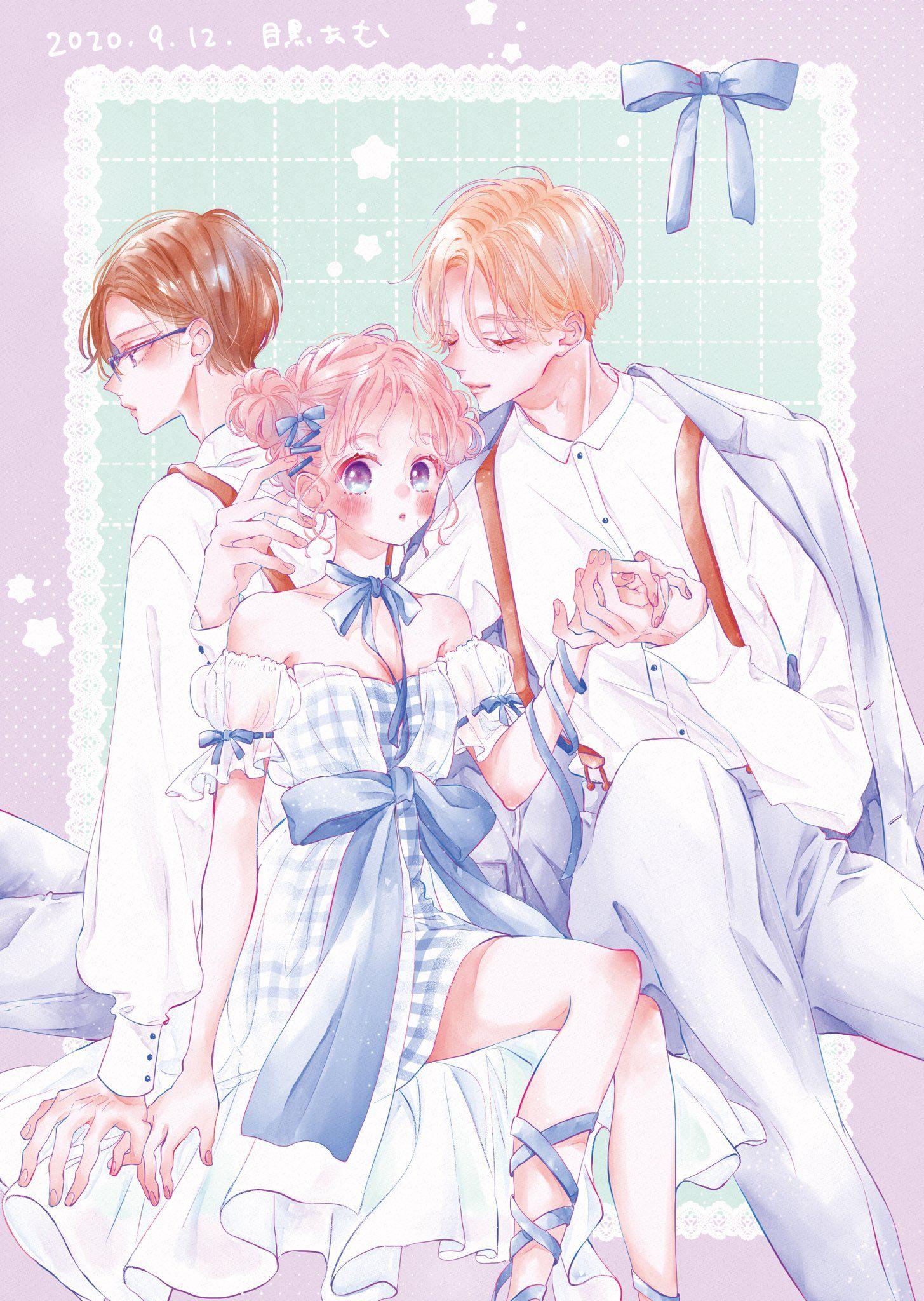 目黒あむ on twitter anime wallpaper anime galaxy wallpaper