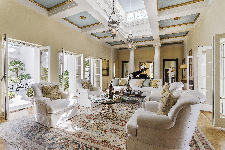 Mittelmeer Wohnzimmer Design Mit Entspannter Stimmung