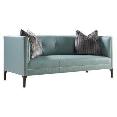 Leathercraft Danes Leather Sofa