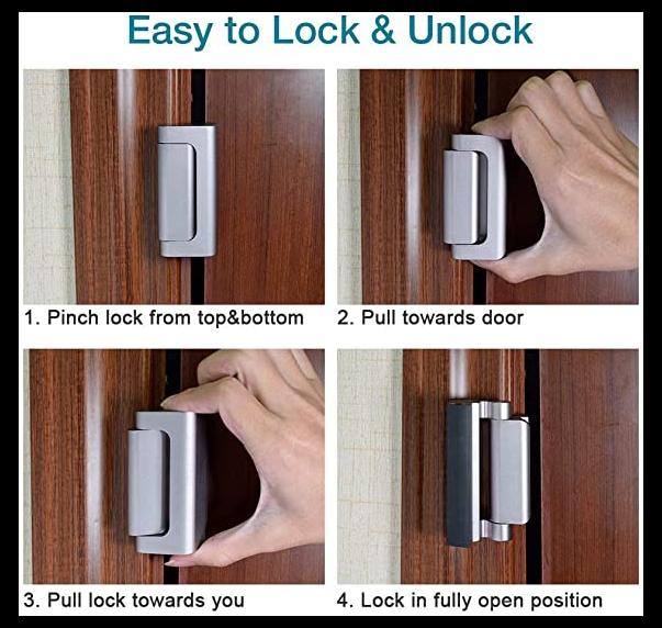 Door Locks Panosundaki Pin